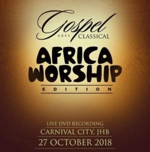 Gospel Goes Classical - Khabare Ndwe (feat. Takie Ndou)